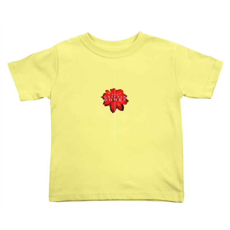 "THE GRIFFINDOORS ""Rose"" Kids Toddler T-Shirt by Turkeylegsray's Artist Shop"