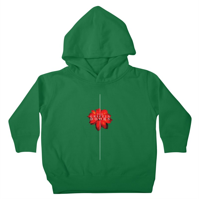 """THE GRIFFINDOORS """"Rose"""" Kids Toddler Pullover Hoody by Turkeylegsray's Artist Shop"""