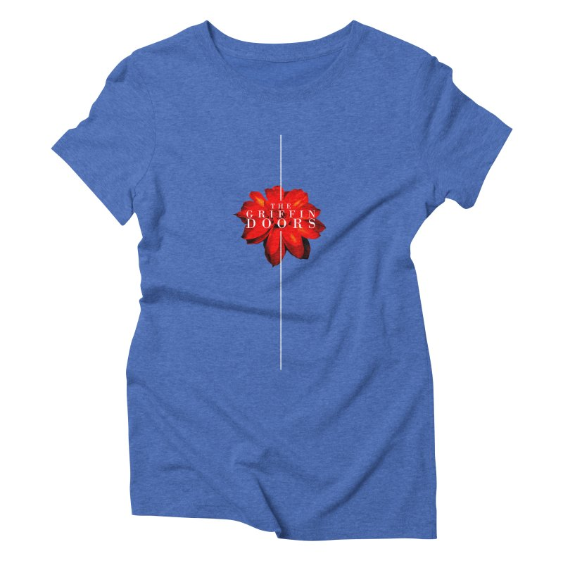"THE GRIFFINDOORS ""Rose"" Women's Triblend T-Shirt by Turkeylegsray's Artist Shop"
