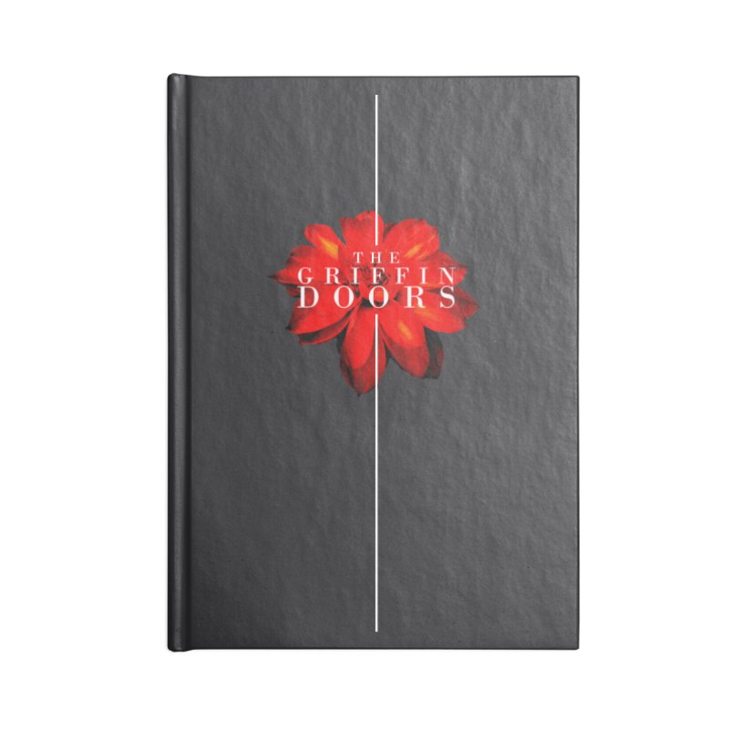 "THE GRIFFINDOORS ""Rose"" Accessories Notebook by Turkeylegsray's Artist Shop"
