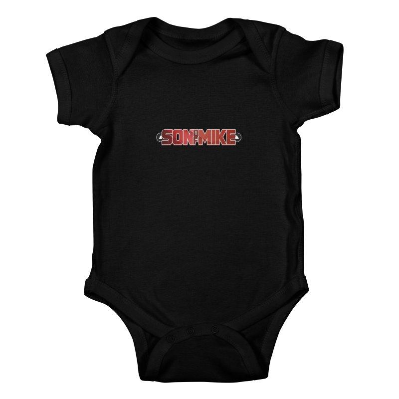 "SON OF MIKE ""2.0"" Kids Baby Bodysuit by Turkeylegsray's Artist Shop"