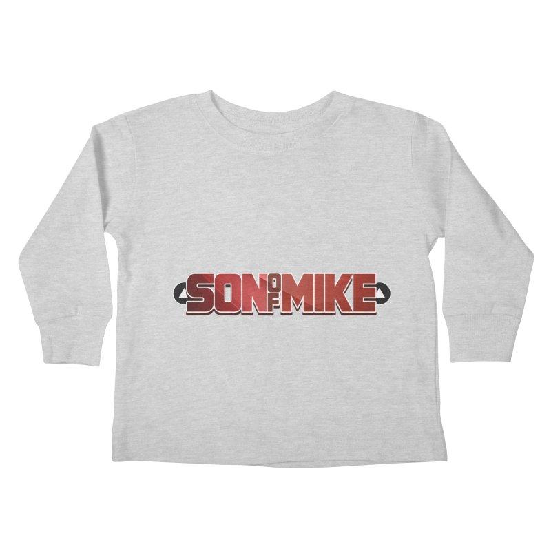 "SON OF MIKE ""2.0"" Kids Toddler Longsleeve T-Shirt by Turkeylegsray's Artist Shop"