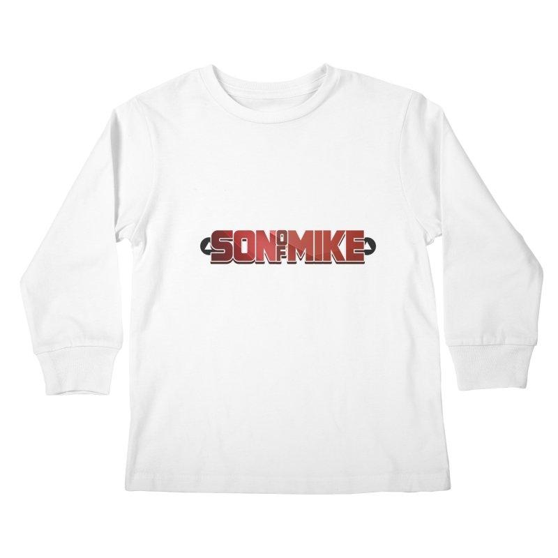 "SON OF MIKE ""2.0"" Kids Longsleeve T-Shirt by Turkeylegsray's Artist Shop"