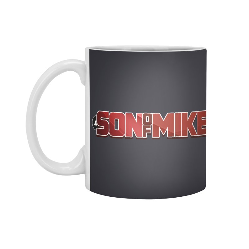 "SON OF MIKE ""2.0"" Accessories Mug by Turkeylegsray's Artist Shop"