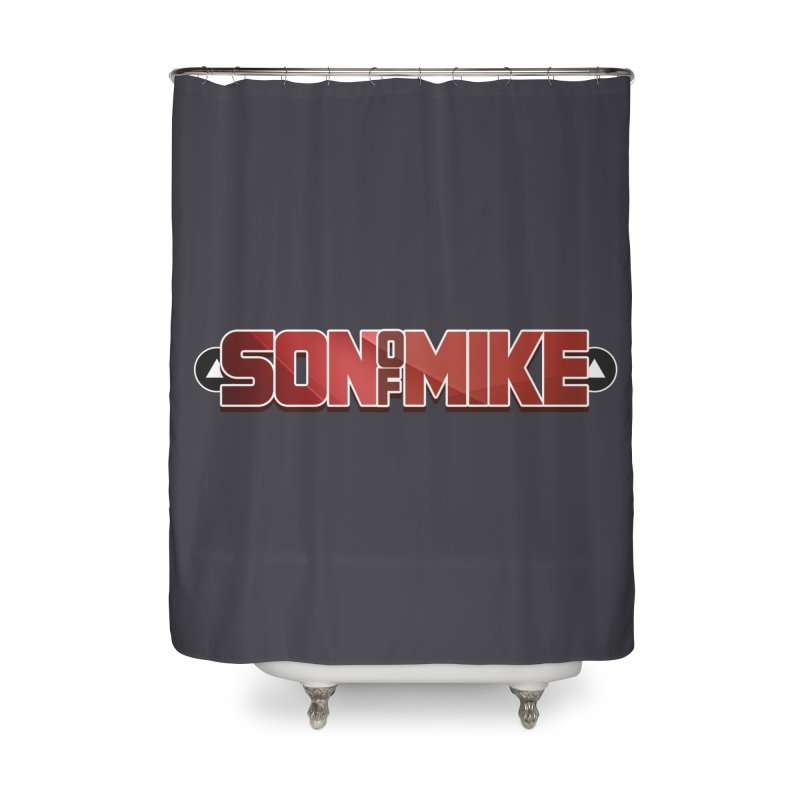 """SON OF MIKE """"2.0"""" Home Shower Curtain by Turkeylegsray's Artist Shop"""