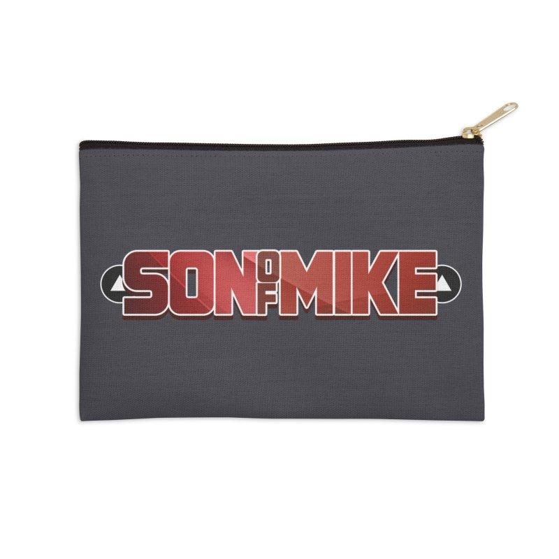 "SON OF MIKE ""2.0"" Accessories Zip Pouch by Turkeylegsray's Artist Shop"