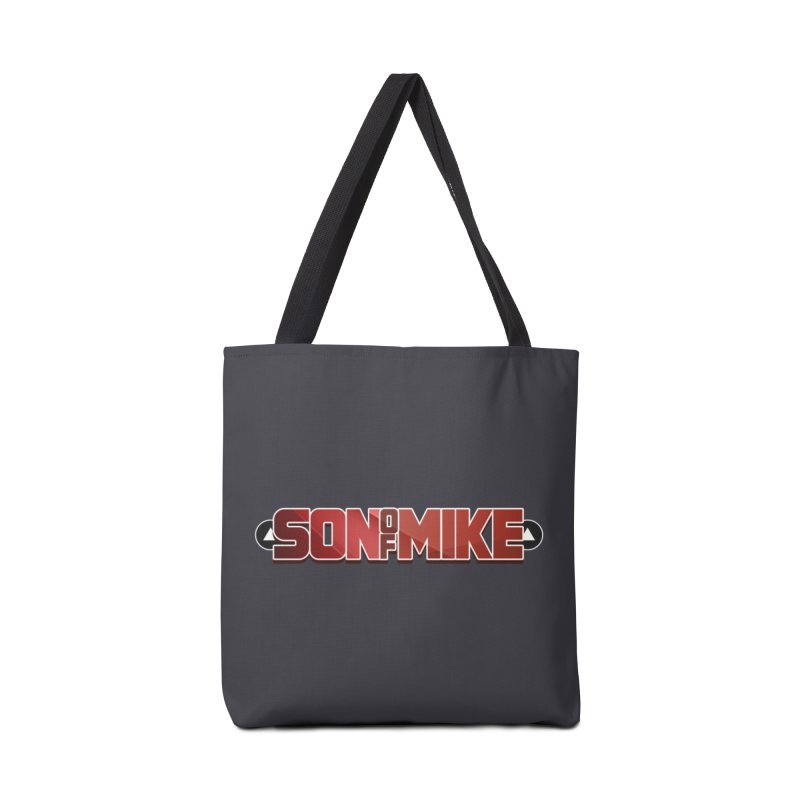 """SON OF MIKE """"2.0"""" Accessories Bag by Turkeylegsray's Artist Shop"""