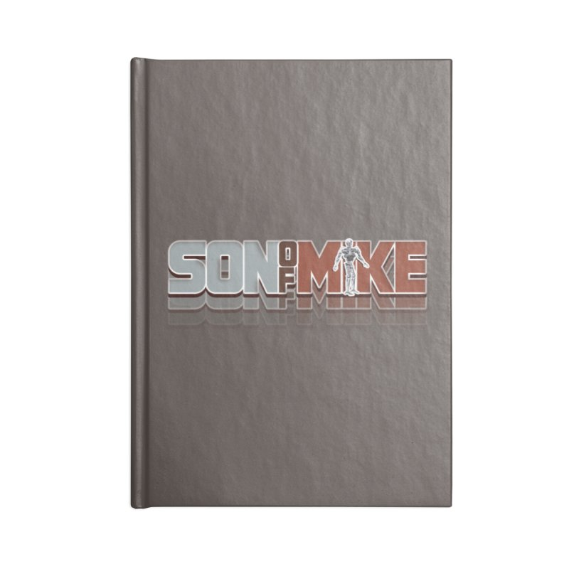 "SON OF MIKE ""Terminator"" Accessories Notebook by Turkeylegsray's Artist Shop"