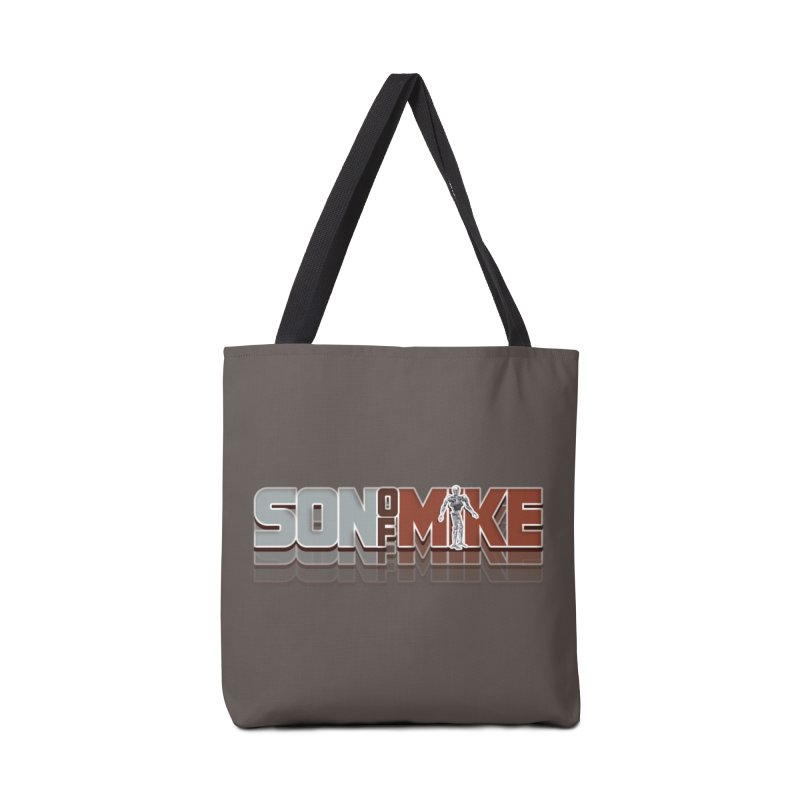 "SON OF MIKE ""Terminator"" Accessories Bag by Turkeylegsray's Artist Shop"