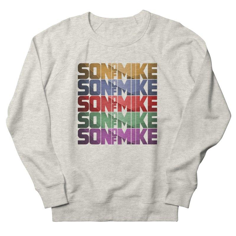 "SON OF MIKE ""Rainbow"" Women's Sweatshirt by Turkeylegsray's Artist Shop"