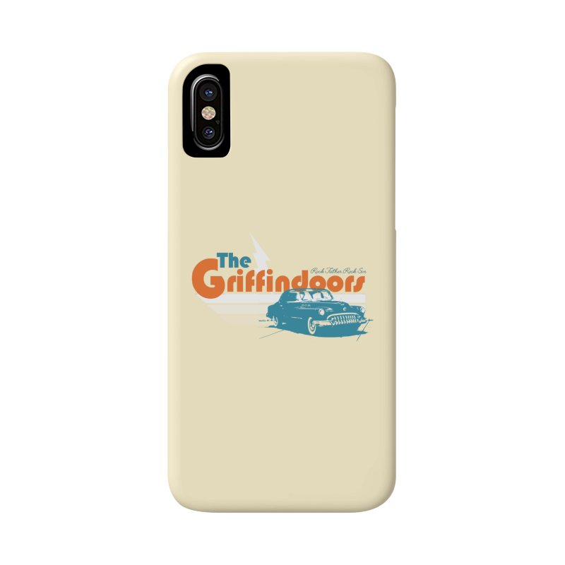 "THE GRIFFINDOORS ""Lightning"" Accessories Phone Case by Turkeylegsray's Artist Shop"