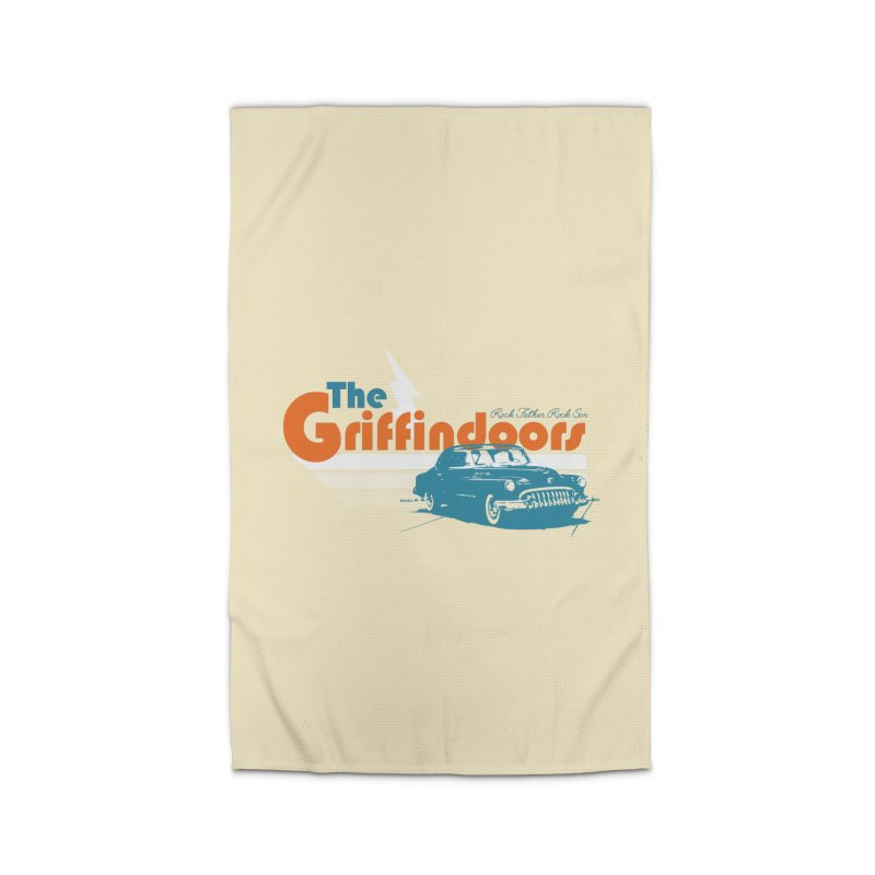 "THE GRIFFINDOORS ""Lightning"" Home Rug by Turkeylegsray's Artist Shop"