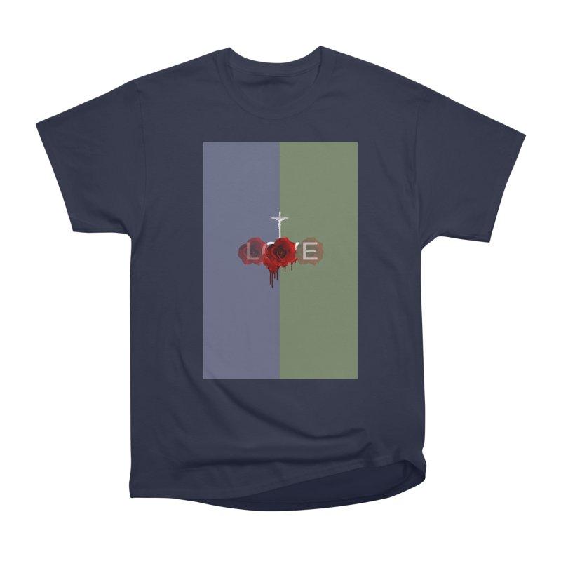 love split Women's Classic Unisex T-Shirt by Turkeylegsray's Artist Shop
