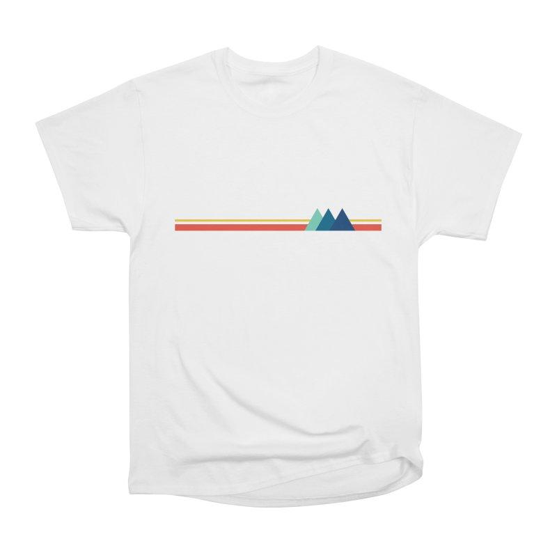 Vintage Mountains Men's Classic T-Shirt by Turkeylegsray's Artist Shop