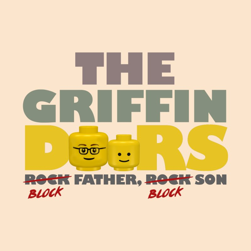 "THE GRIFFINDOORS ""Dat Lego Life"" by Turkeylegsray's Artist Shop"