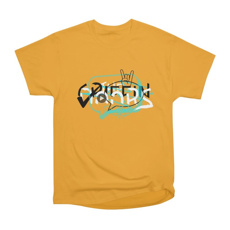 """THE GRIFFINDOORS """"Scribble"""" Women's Classic Unisex T-Shirt by Turkeylegsray's Artist Shop"""