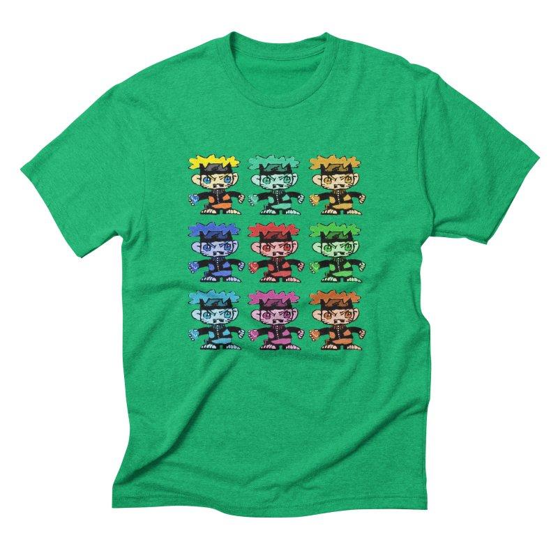 Kid Drawing! Men's Triblend T-Shirt by Turkeylegsray's Artist Shop