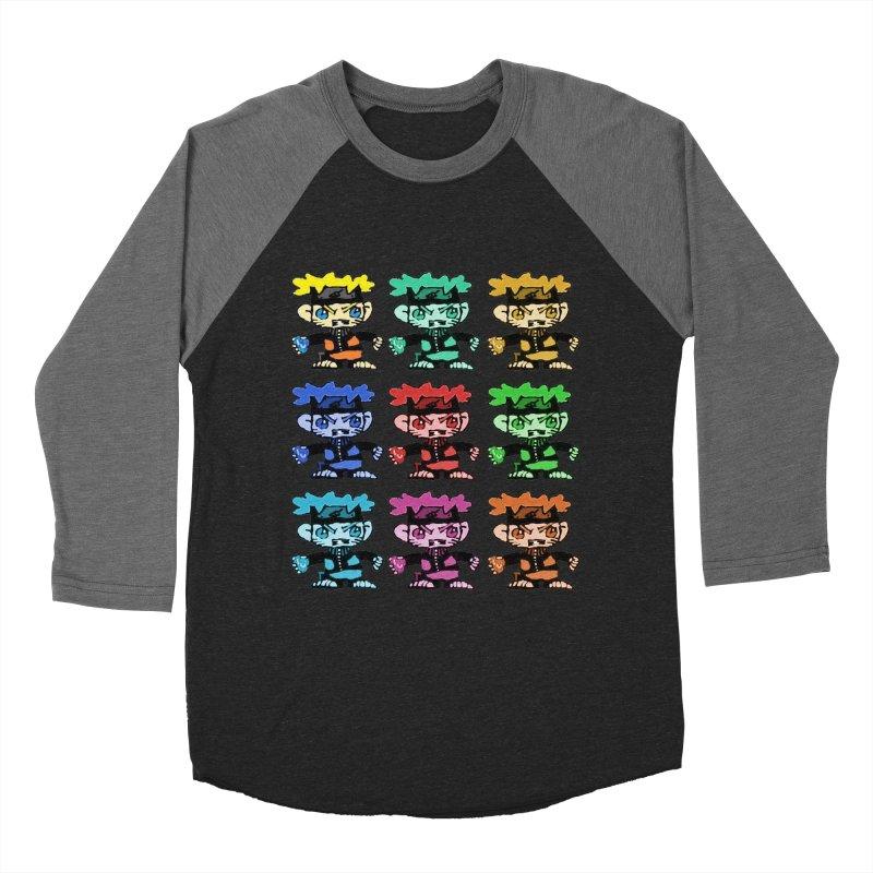 Kid Drawing! Women's Baseball Triblend T-Shirt by Turkeylegsray's Artist Shop