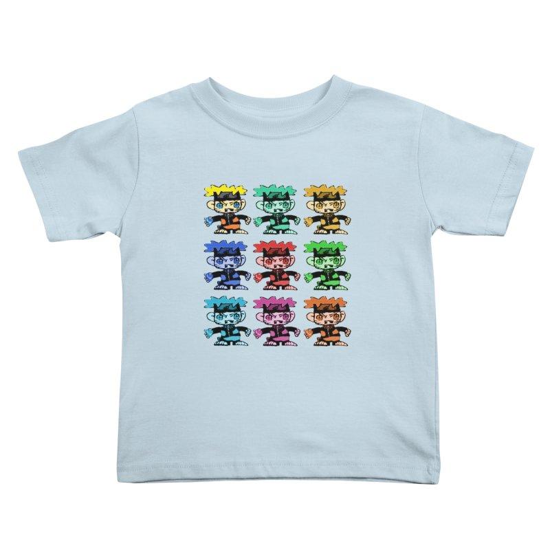 Kid Drawing! Kids Toddler T-Shirt by Turkeylegsray's Artist Shop