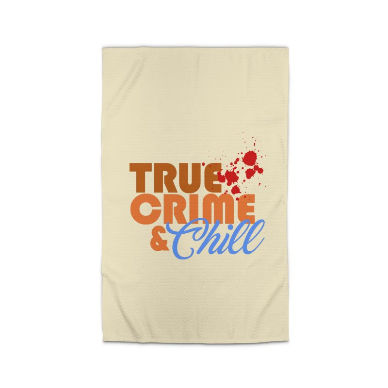 True Crime & Chill Home Rug by Turkeylegsray's Artist Shop