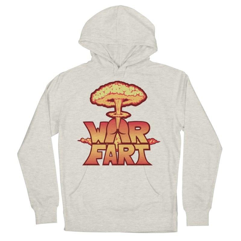 WAR FART Men's Pullover Hoody by Turkeylegsray's Artist Shop