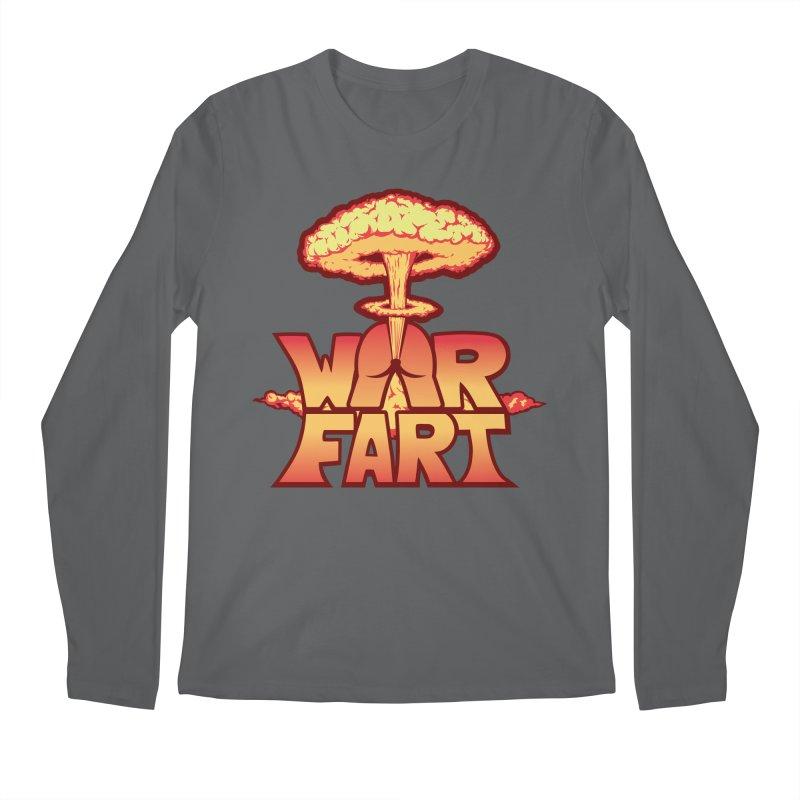 WAR FART Men's Longsleeve T-Shirt by Turkeylegsray's Artist Shop