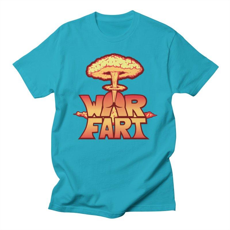 WAR FART Men's T-Shirt by Turkeylegsray's Artist Shop