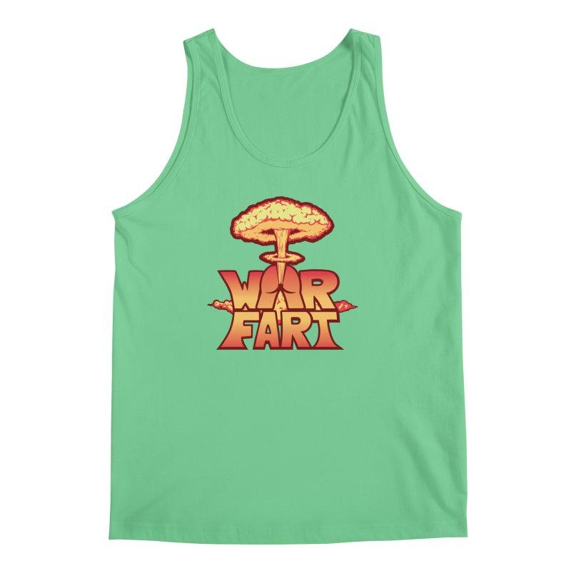 WAR FART Men's Tank by Turkeylegsray's Artist Shop