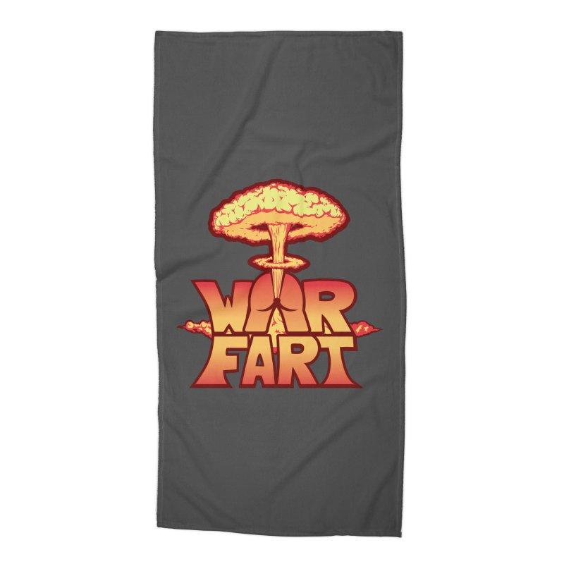 WAR FART Accessories Beach Towel by Turkeylegsray's Artist Shop
