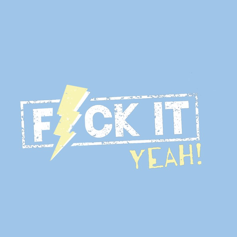 F*CK IT! YEAH! Accessories Beach Towel by Turkeylegsray's Artist Shop
