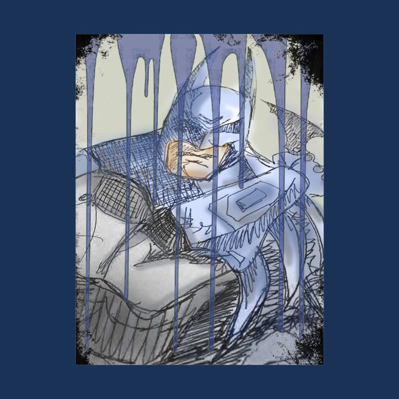 The Dark Knight Men's T-Shirt by Turkeylegsray's Artist Shop