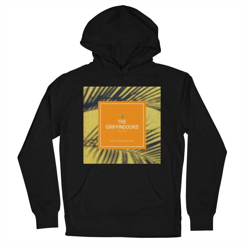 """THE GRIFFINDOORS """"Palm Trees"""" Women's Pullover Hoody by Turkeylegsray's Artist Shop"""