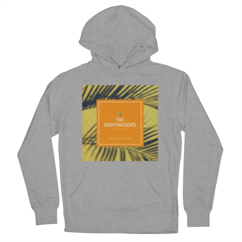 """THE GRIFFINDOORS """"Palm Trees"""" Men's Pullover Hoody by Turkeylegsray's Artist Shop"""