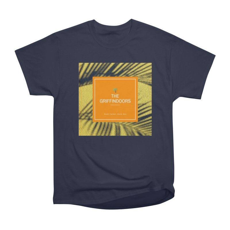 """THE GRIFFINDOORS """"Palm Trees"""" Men's Classic T-Shirt by Turkeylegsray's Artist Shop"""