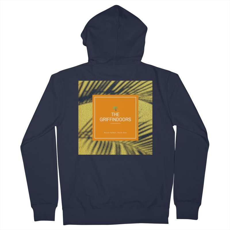 "THE GRIFFINDOORS ""Palm Trees"" Women's Zip-Up Hoody by Turkeylegsray's Artist Shop"