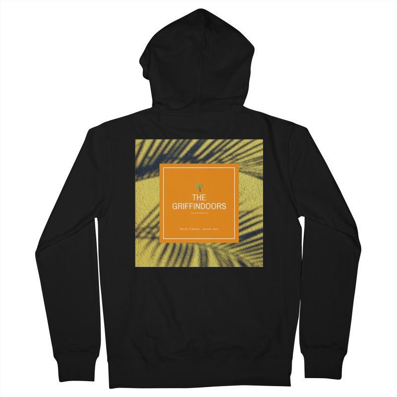 "THE GRIFFINDOORS ""Palm Trees"" Men's Zip-Up Hoody by Turkeylegsray's Artist Shop"