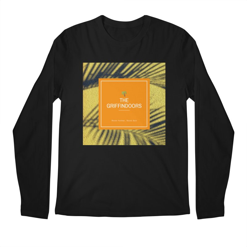 """THE GRIFFINDOORS """"Palm Trees"""" Men's Longsleeve T-Shirt by Turkeylegsray's Artist Shop"""