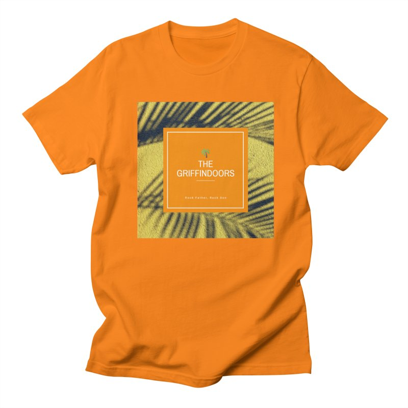 """THE GRIFFINDOORS """"Palm Trees"""" Men's T-Shirt by Turkeylegsray's Artist Shop"""