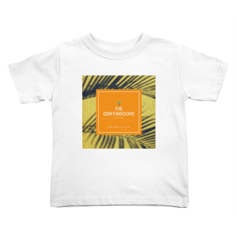 """THE GRIFFINDOORS """"Palm Trees"""" Kids Toddler T-Shirt by Turkeylegsray's Artist Shop"""