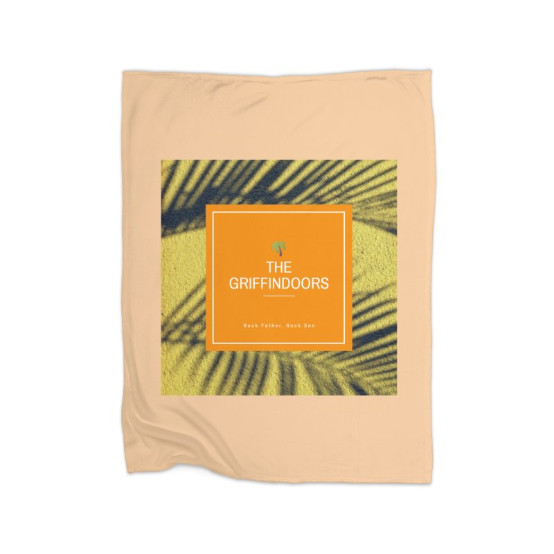 """THE GRIFFINDOORS """"Palm Trees"""" Home Blanket by Turkeylegsray's Artist Shop"""