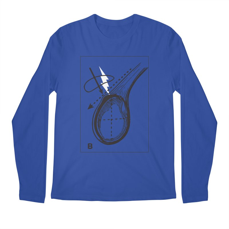 Peel Men's Longsleeve T-Shirt by Turkeylegsray's Artist Shop