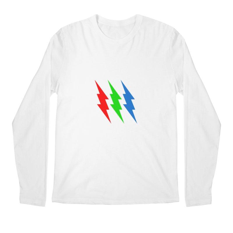 RG(BOLT) Men's Longsleeve T-Shirt by Turkeylegsray's Artist Shop