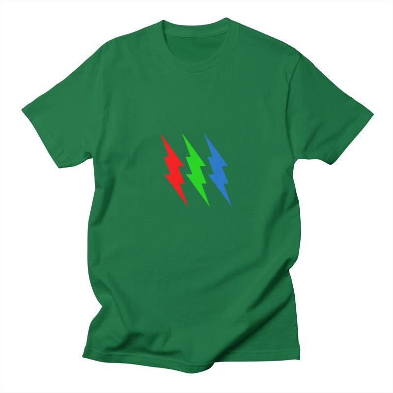 RG(BOLT) Men's T-Shirt by Turkeylegsray's Artist Shop