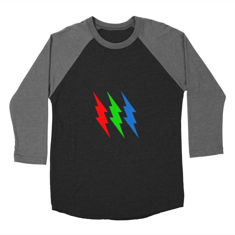 RG(BOLT) Women's Baseball Triblend T-Shirt by Turkeylegsray's Artist Shop