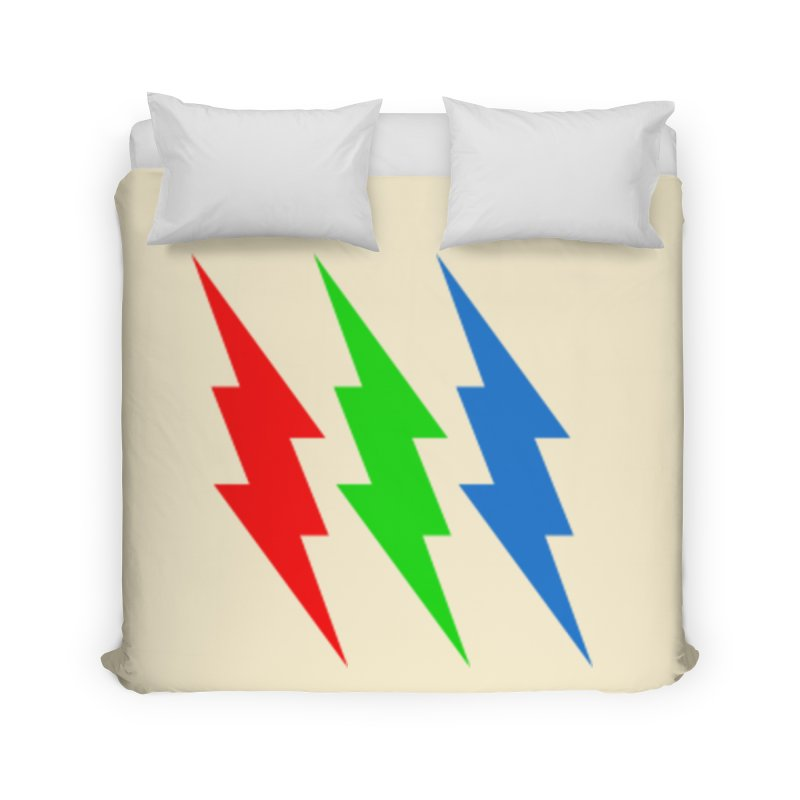 RG(BOLT) Home Duvet by Turkeylegsray's Artist Shop