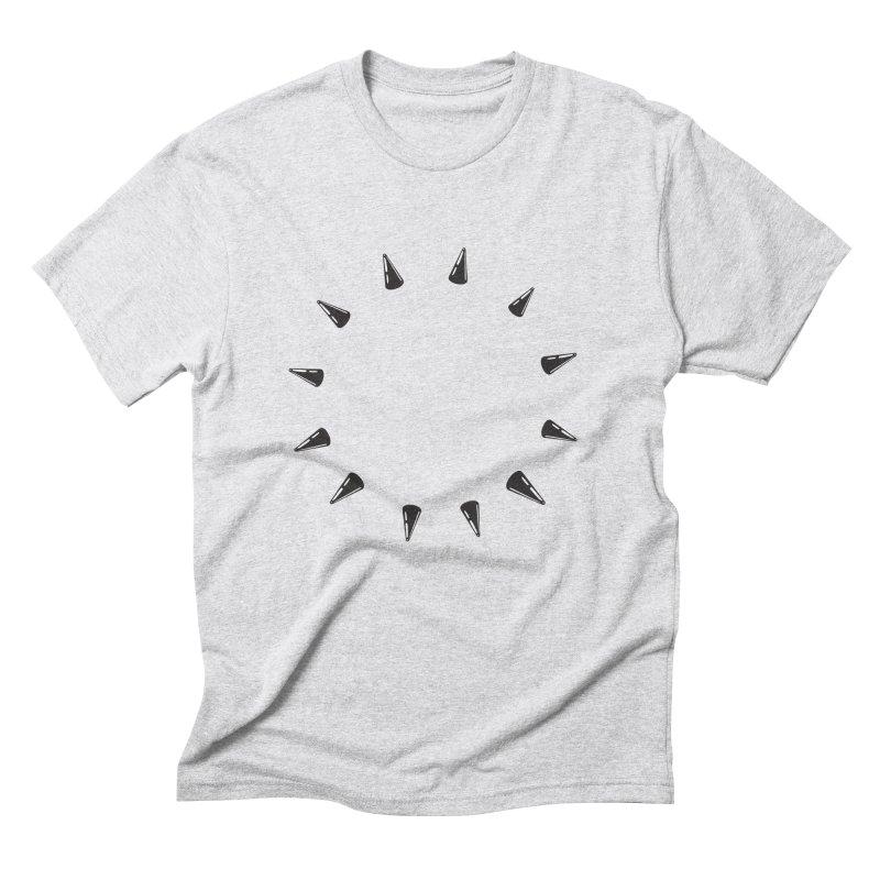 spikes Men's Triblend T-Shirt by Turkeylegsray's Artist Shop