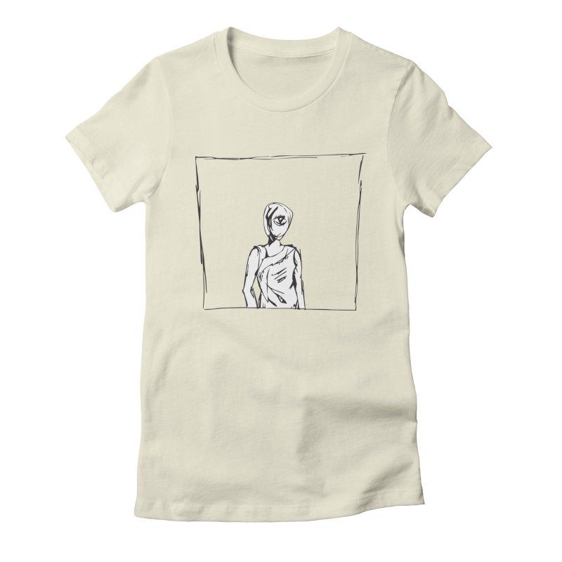 EYE Women's T-Shirt by Turkeylegsray's Artist Shop