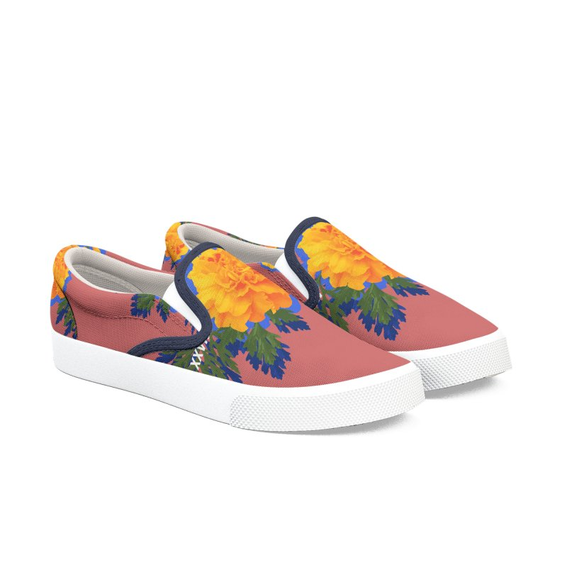 XXVII Women's Slip-On Shoes by Turkeylegsray's Artist Shop
