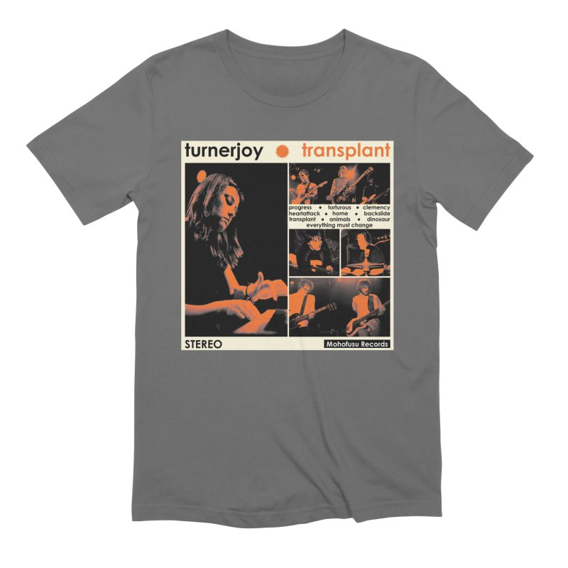 Transplant Men's T-Shirt by turnerjoy's Artist Shop