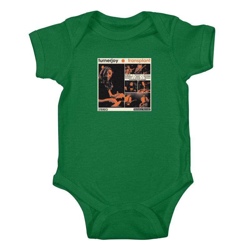 Transplant Kids Baby Bodysuit by turnerjoy's Artist Shop